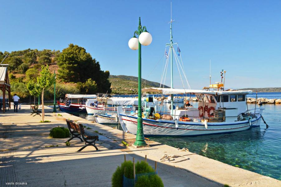 Kalamakia, Alonnisos, Alonnisos Island Kalamakia - Alonnisos  Photo by Vasilis Drosakis
