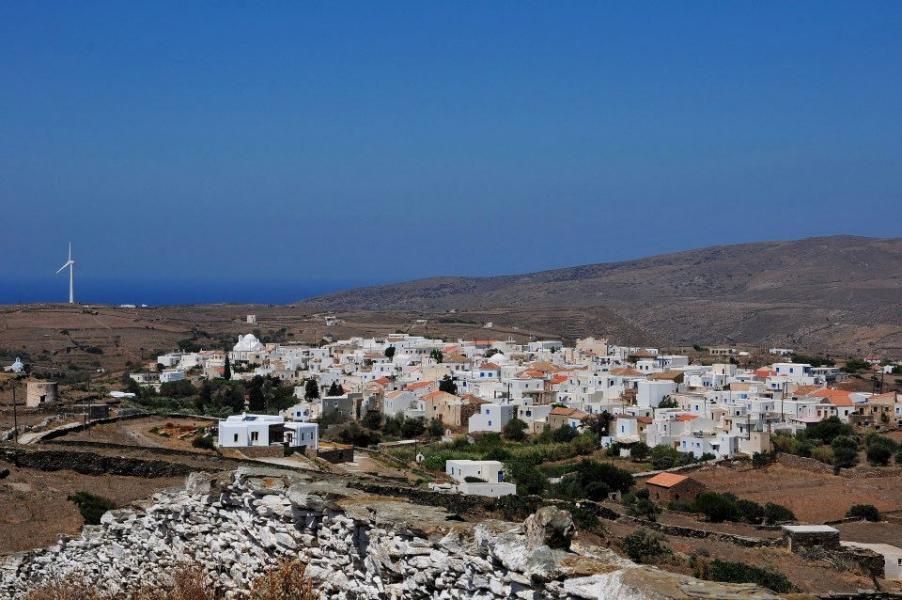 Kythnos Town, Kythnos, Kythnos Island Chora Kythnos  Copyright: Δήμος Κύθνου - Municipality of Kythnos