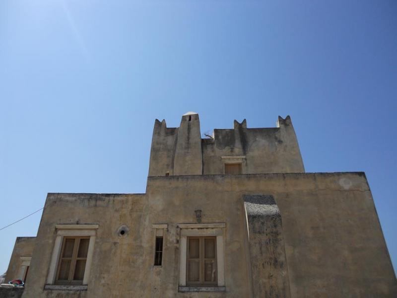 Doukades, Corfu, Corfu Island Πύργος Μπαρότσι  Χωριό Χαλκείο