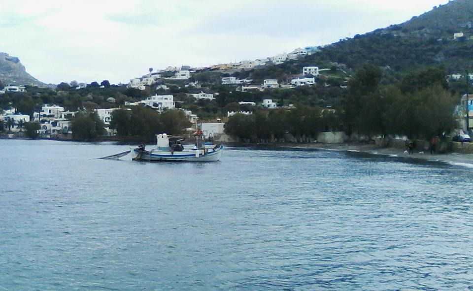 Leros Island Alinta Beach  Photo by: Municipality of Leros