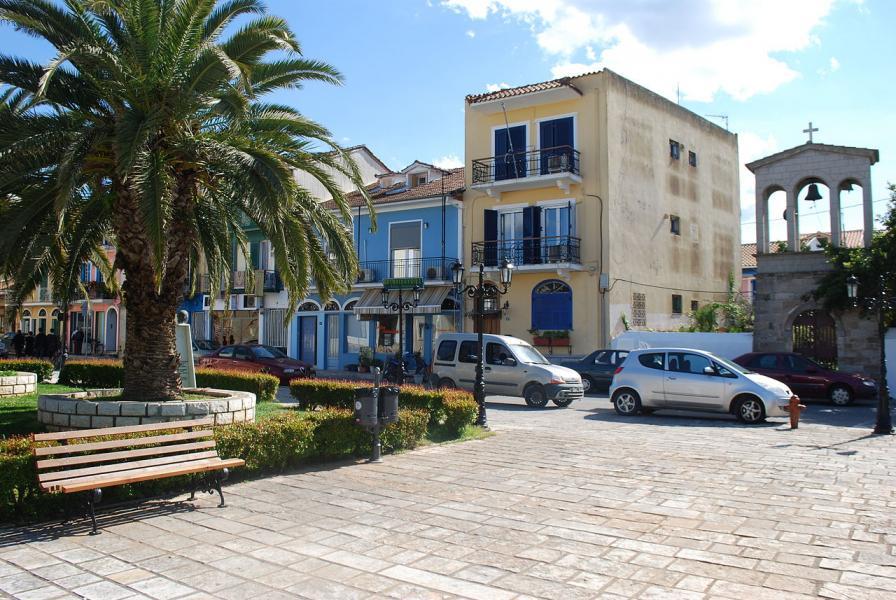 Lefkada Town, Lefkada,