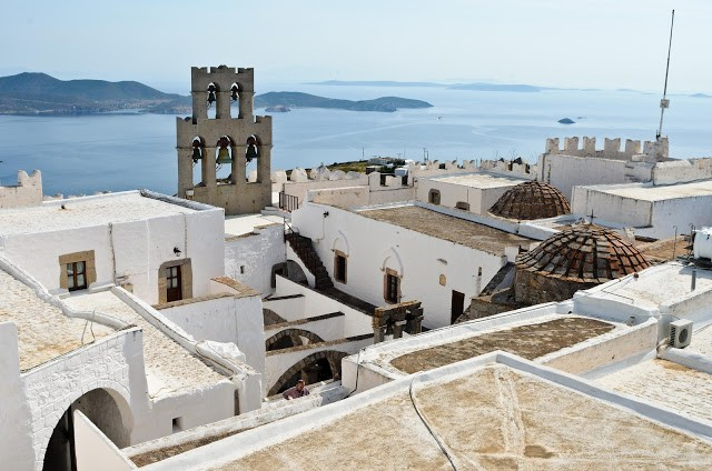 Patmos Chora, Patmos, Patmos Island Monastery of St John the Theologian  Photo by Giannis Paschalidis