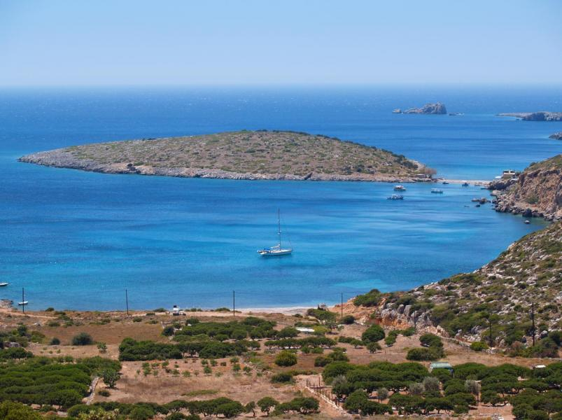 Chios Island Trachili beach  Michael Tetteris / Chios Tourism Department