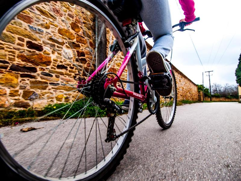 Chios Island Cycling in Kampos  Michael Tetteris / Chios Tourism Department