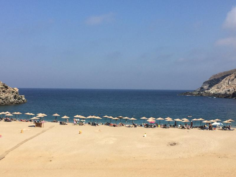 Mesea Kapsi, Makrakomi, Phthiotis Zorkos Beach  Wonderful beaches of Andros