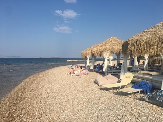 Skoutera, Agrinio, Aetolia-Acarnania Scholes Beach  Spetses - by konhat