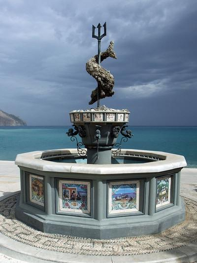 Fountain of Neptune  photo by Maesi64, wikipedia.org