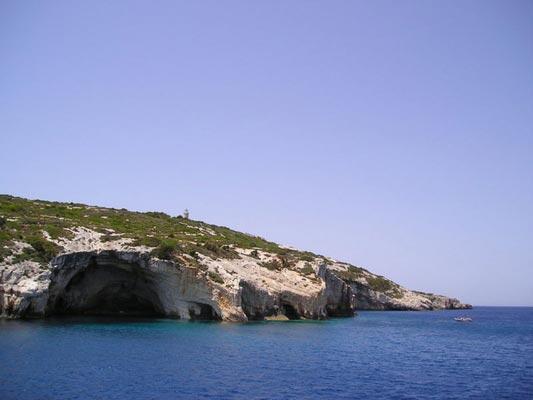 Kossivatika, Filiates, Thesprotia Blue Caves  photo by Adestro, wikitravel.org