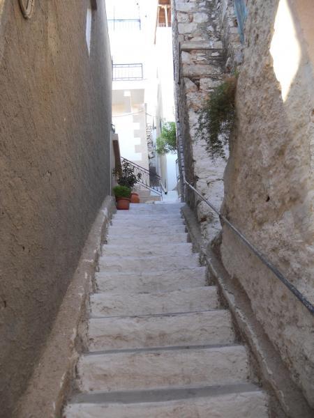 Kalymnos - Pothia, Kalymnos, Kalymnos Island Στα στενά της Πόθιας  Πόθια /Κάλυμνος