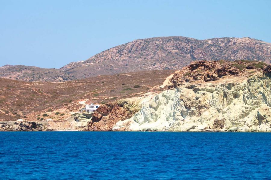 Kimolos Island Fykiada    - by adampao