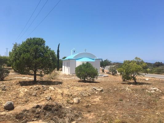 Agia Triada - Timiou Stavrou Church  Elafonisos - by konhat