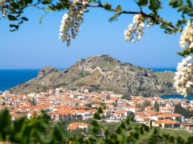 Myrina, Lemnos<br>Photo by Ioannis Galiouris