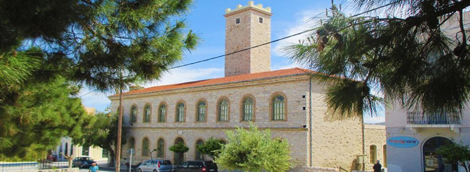 Ermoupoli, Syros,