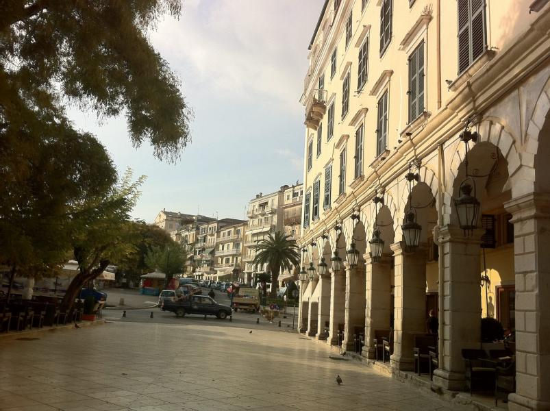Corfu Town, Corfu,
