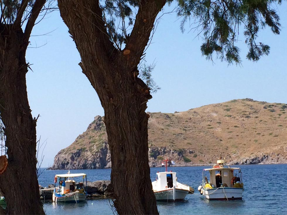 Skala, Patmos, Patmos Island Skala  -