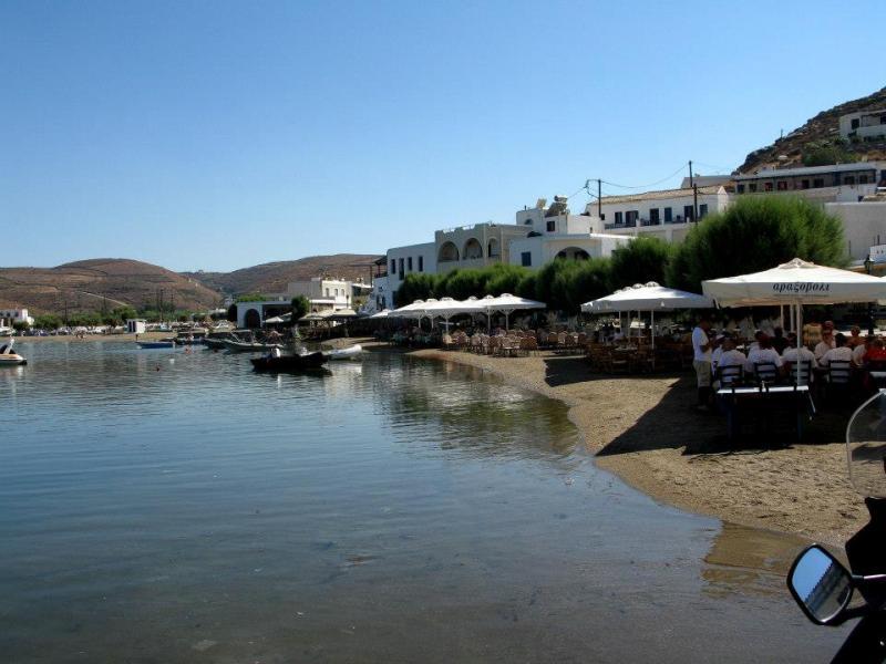 Loutra, Kythnos,