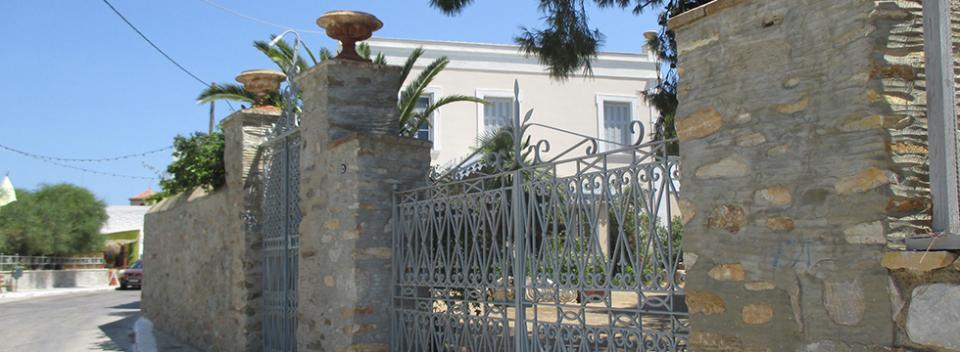 Poseidonia, Syros,