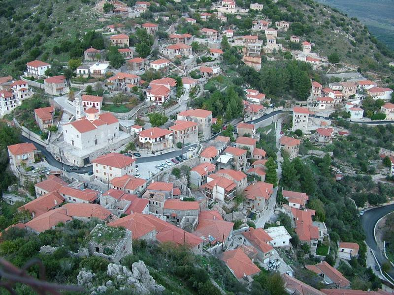 Karytaina, Megalopolis, Arcadia Karytaina  photo by Nochoje commons.wikimedia.org