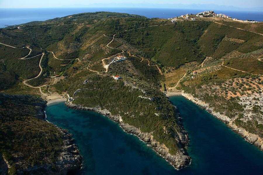 Alonnisos Island Yalia & Vrisitsa  Copyrights: Municipality of Alonissos