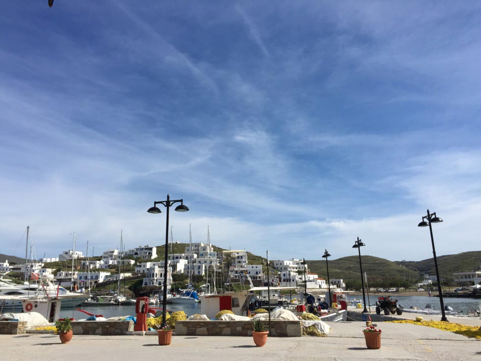 Loutra, Kythnos, Kythnos Island Good vibes...  -
