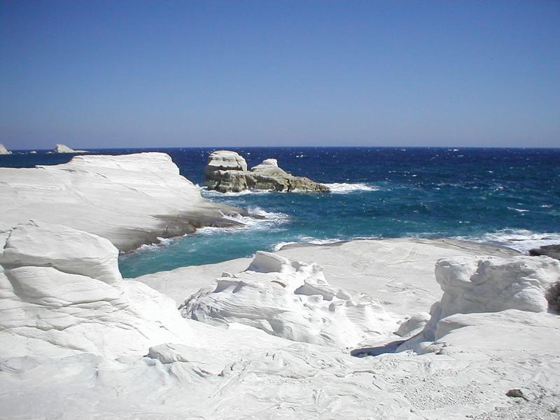 Milos Island Milos  photo by Line Lasserre commons.wikimedia.org