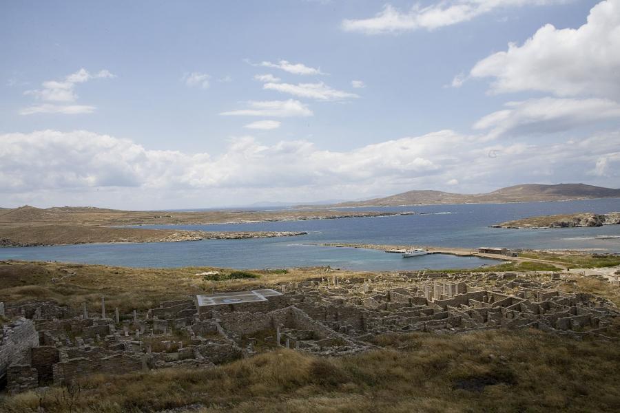 Delos Island Delos