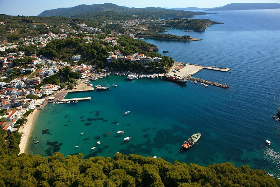 Patitiri, Alonnisos, Alonnisos Island Patitiri  Copyrights: Municipality of Alonissos