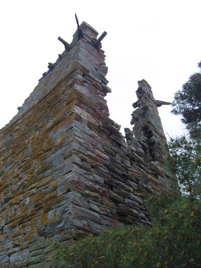 Acherousia, Parga, Preveza Agia Marina Tower  photo by Phso2, wikipedia.org