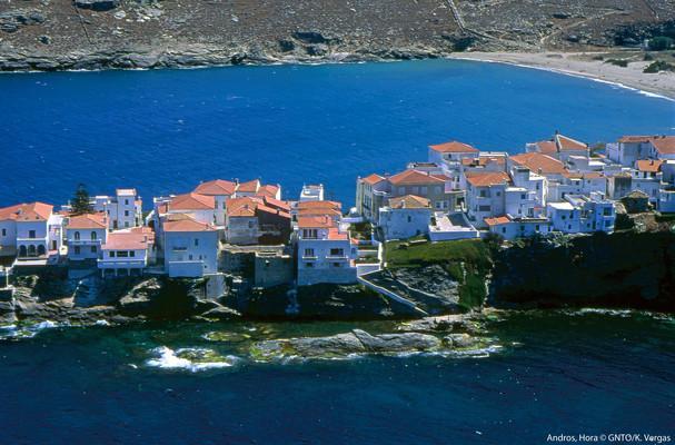 Andros Chora, Andros, Andros Island Andros Chora  photo by K Vergas, www.visitgreece.gr