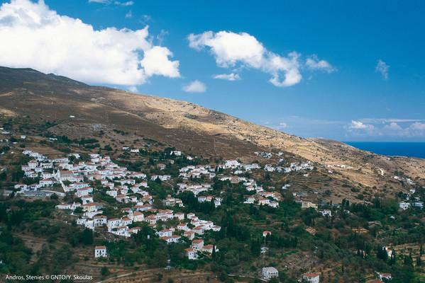 Stenies, Andros, Andros Island Stenies  photo by Y Skoulas, www.visitgreece.gr