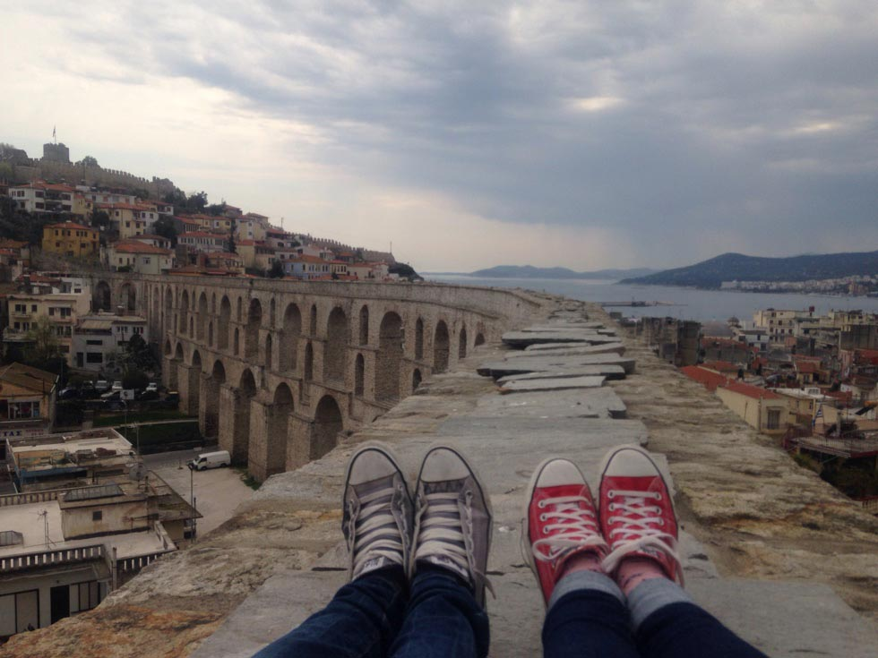 Kavala, Kavala, Kavala Old Aqueduct..!!  -