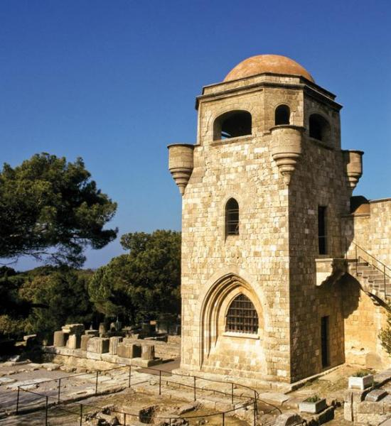 Ialysos, Rhodes, Rhodes Island Monastery of Filerimos  photo by www.rodosisland.gr