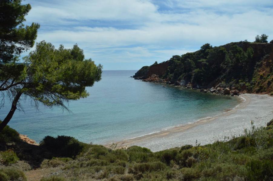 Alonnisos Island Stou Fisher beach  Photo by Vasilis Drosakis