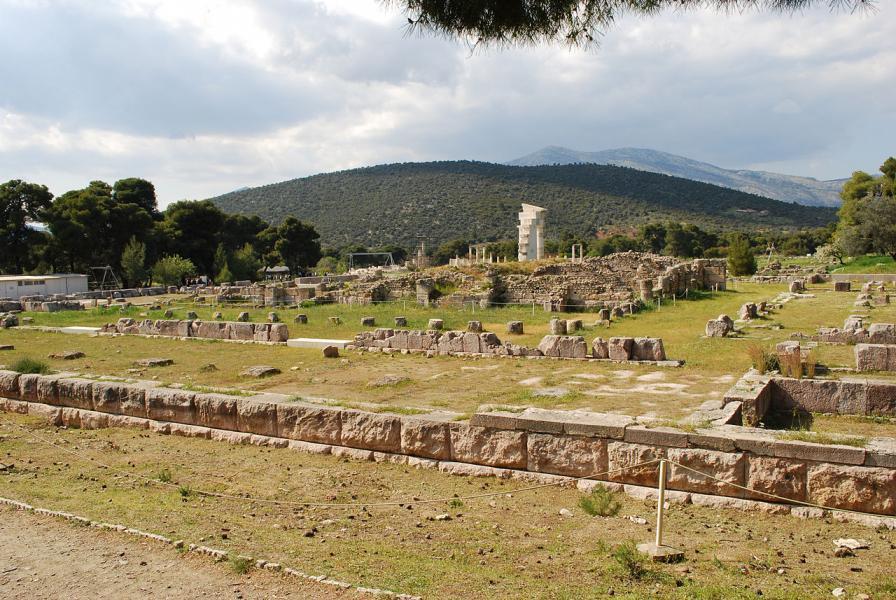 Archea Epidavros, Epidaurus,