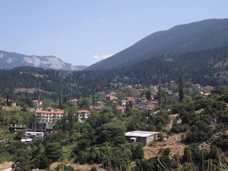 Eptalofos - Agoriani, Delphi, Phocis Eptalofos  photo by Hansi667 commons.wikimedia.org