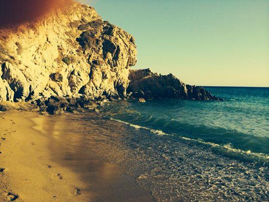 Anafi Island Kleisidi beach  Photo by Lia Argyri