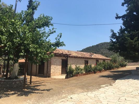 Agnountos Monastery  Galaneika - by konhat