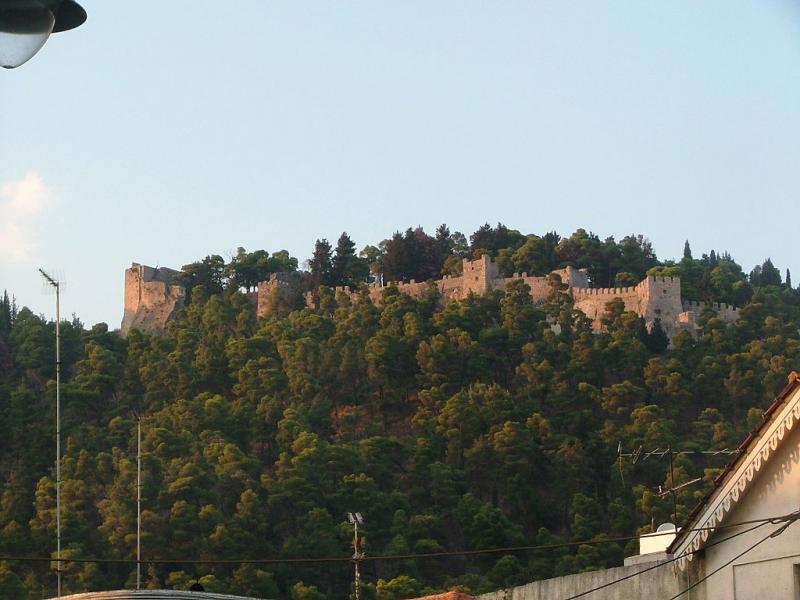 Nafpaktos, Nafpaktia, Aetolia-Acarnania Caste of Nafpaktos venecian fortress  photo by KufoletoAntonio De Lorenzo and Marina Ventayol commons.wikimedia.org
