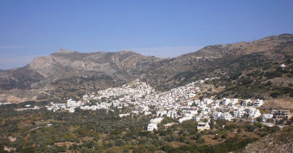 Filoti, Naxos, Naxos Island Filoti