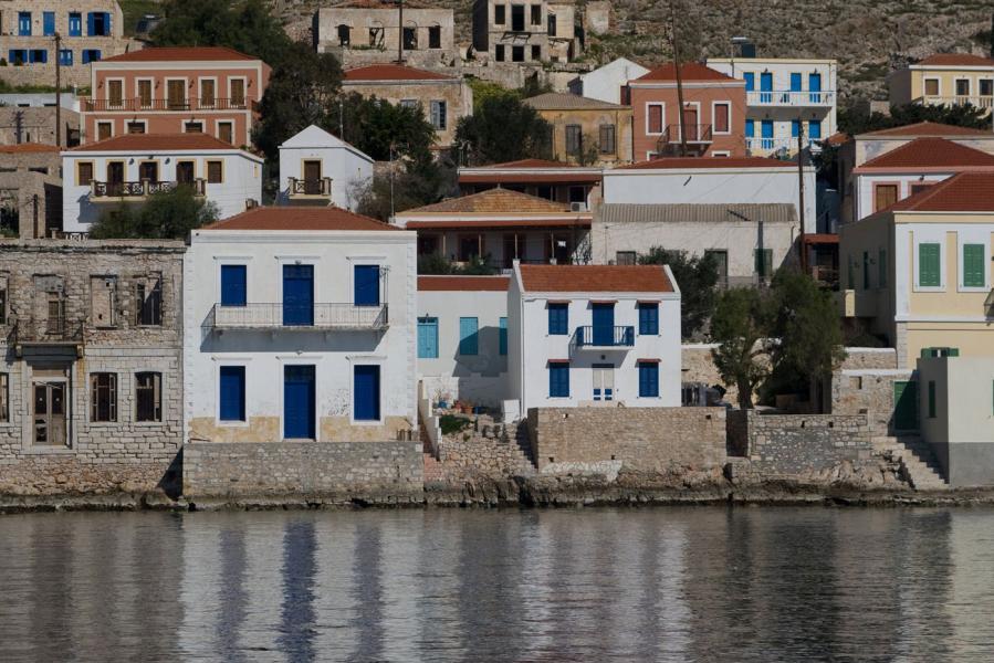 Halki Island Houses at Halki