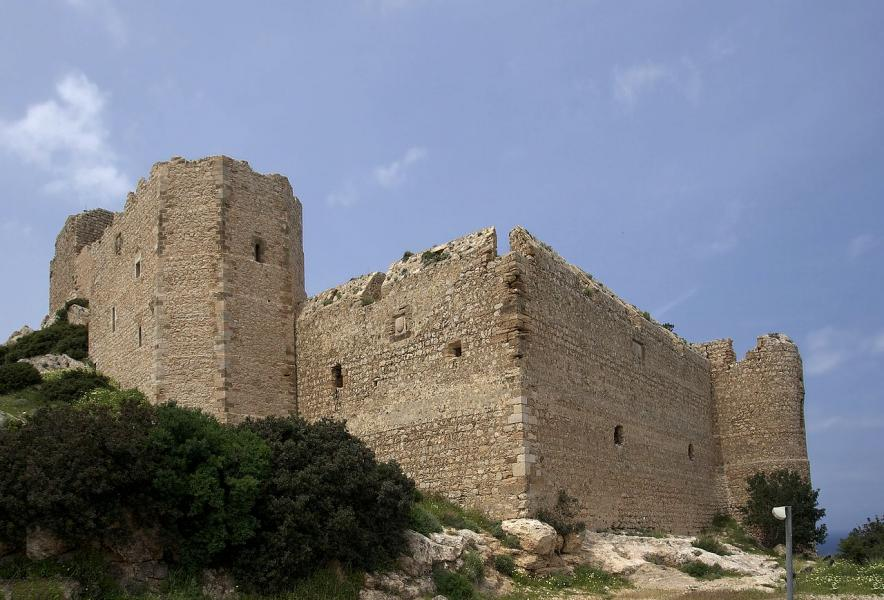 Rhodes Island Kastellos