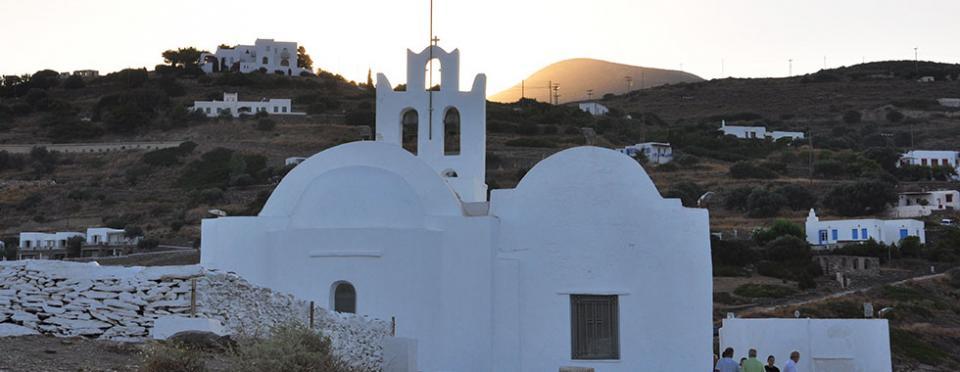 Kastro, Sifnos, Sifnos Island
