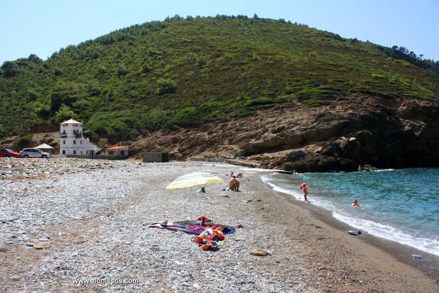 Alonnisos Island Tsoukalia  Copyrights: Municipality of Alonissos