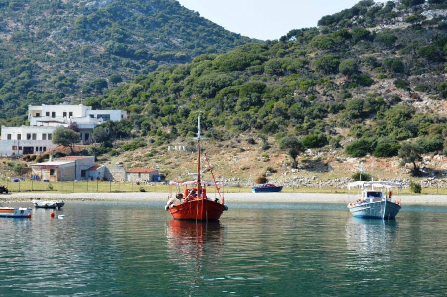 Alonnisos Island Gerakas beach  Photo by Vasilis Drosakis