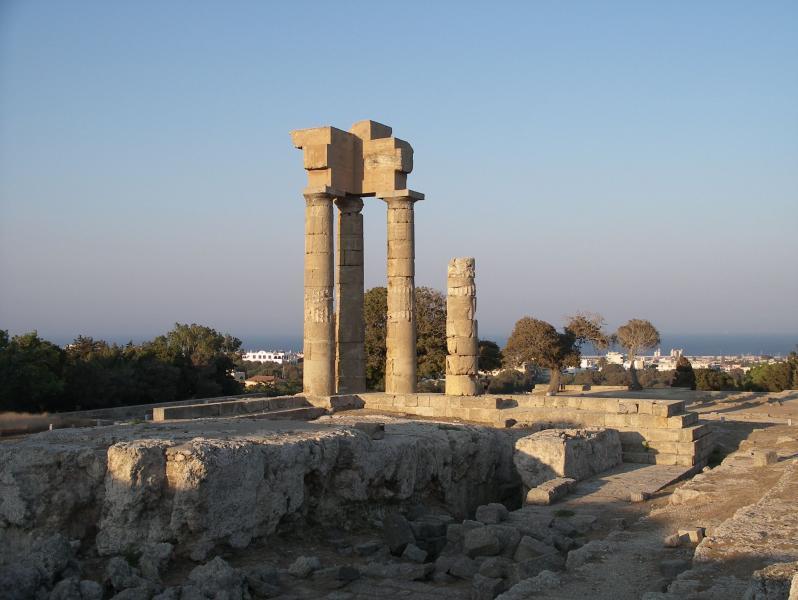 Rhodes Town, Rhodes,