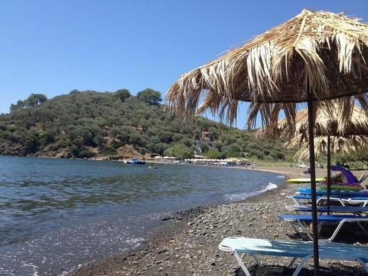 Molos, Paros, Paros Island Charamida Beach  Charamida Beach - by Μαρία