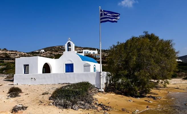 Agios Georgios Church  photo by pixabay