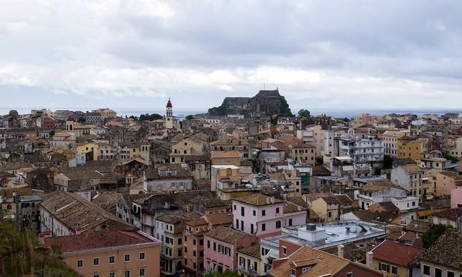 Vlacherna, Arta, Arta Old Town of Corfu  Corfu Island