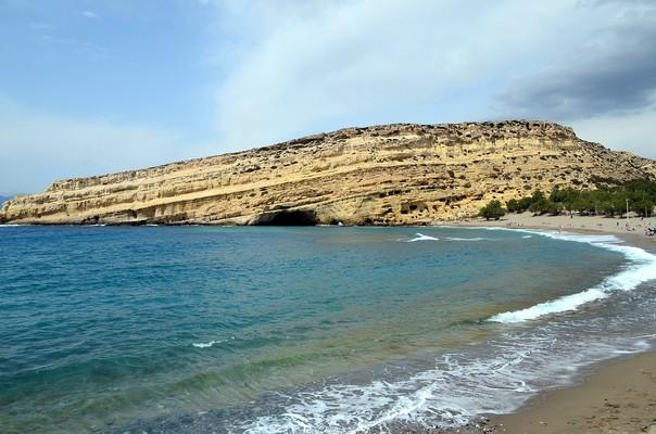Kefala, Ierapetra, Lasithi Matala Beach  Crete
