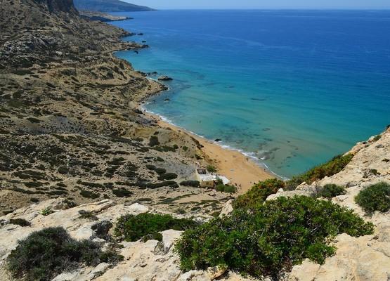 Meseleri, Ierapetra, Lasithi Kokkini Beach  Matala - Crete
